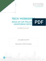CityOS Air Curriculum