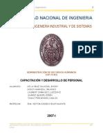 Capacitación y Desarrollo de Personal (1)