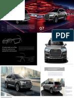 2017 Audi Q7 Brochure