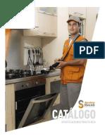 Catalogo Accesorio Repuestos Servicio Haceb