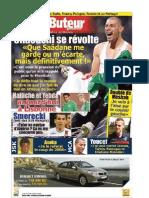 LE BUTEUR PDF du 27/07/2010