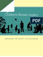 The Children's Bureau's Legacy