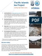 King Tides Instructions April 2017