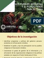 CHIRAPAQ - Los Pueblos Indígenas y El Fondo Verde Para El Clima