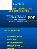 Ch 3 Pattern of Urbanization-Industrialization Update
