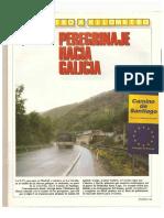 Revista Tráfico - nº 75 - Marzo de 1992. Reportaje Kilómetro y kilómetro