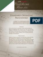 CineScore Standard Operating Procedures