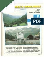 Revista Tráfico - nº 70 - Octubre de 1991. Reportaje Kilómetro y kilómetro