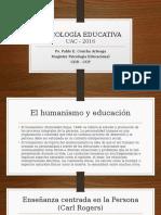 Psicología Educativa Clase 6