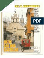 Revista Tráfico - nº 63 - Febrero de 1991. Reportaje Kilómetro y kilómetro