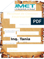 Auditoría - Cinthia