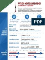 Curriculum Vitae - Patricio Montealegre