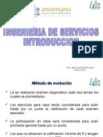 Ingenieria de Servicios Introducción
