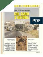 Revista Tráfico - nº 60 - Noviembre de 1990. Reportaje Kilómetro y kilómetro