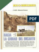 Revista Tráfico - nº 58 - Septiembre de 1990. Reportaje Kilómetro y kilómetro