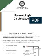 Clase 15- Farmacologia Cardiovascular