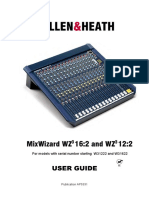Mix Wizard Manual