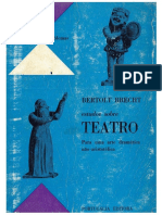 Estudos Sobre Teatro - Brecht