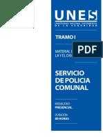 MATERIAL DE LA Y EL DISCENTE POLICÍA COMUNAL I.pdf