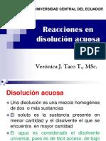 UCE_VerónicaTaco_Reacciones en Disolucion Acuosa 2015 2016