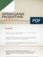 Upravljanje Projektima JS