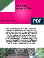 sweet vengeance of god