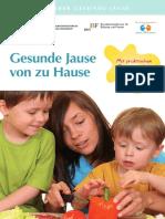 Gesunde Jause Von Zu Hause (Deutsch)
