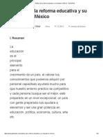 Análisis de la reforma educativa y su impacto en México • GestioPolis.pdf