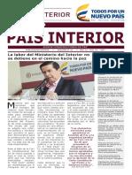 Semanario / País Interior 22-05-2017
