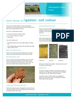 Suelos e Irrigacion
