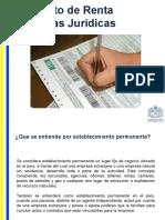 Impuesto Sobre La Renta de Las Personas Juridicas en Colombia