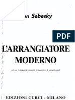 Arr Don Sebesky L Arrangiatore Moderno