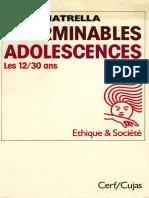 Tony Anatrella - Interminables Adolescences.pdf
