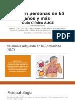 NAC en Personas de 65 Años y Más