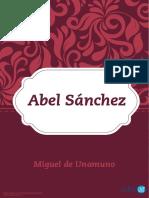 Abel Sánchez_Unamuno