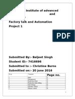 Baljeet Project