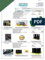 Catalogo Antiderrames