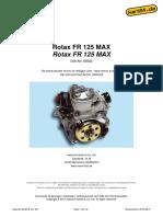 Rotax FR 125 MAX Rotax FR 125 MAX - Mach1 Kart