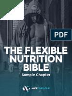 The Iifym Bible - Sample Chapter