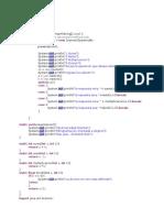 Import Java Clases y Funciones
