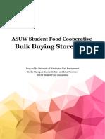 bulk buying proposal