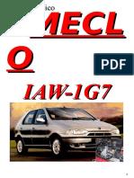 Curso IAW-1G7 Pálio 8V