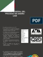 Modelo General de Proceso de Diseño UAM