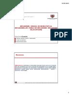 Mecanisme Si Organe de Masini 1 - Cursul 09