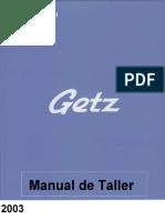 [HYUNDAI] Manual de Taller Hyundai Getz 2003