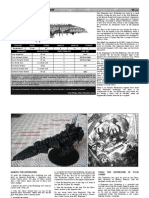 Battlefleet Gothic Chaos BB Dethroner