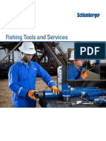 Fishing Tools Services Catalog Schlumberger