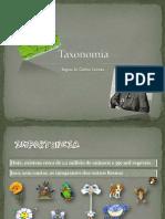Aula1a-taxonomia