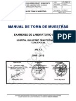 MANUAL TOMA DE MUESTRAS LABORATORIO CLINICO HGGB.pdf