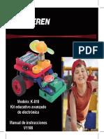 K 810 Instr Kit Electrónica
